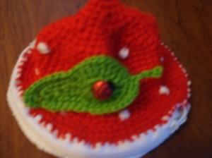 украсим шляпку